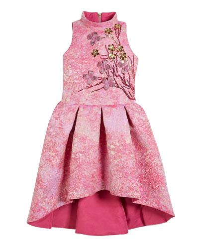 039fcd05e3d50 Pink Floral Dress