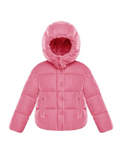 8c084177cbe2 Moncler Girls Outerwear