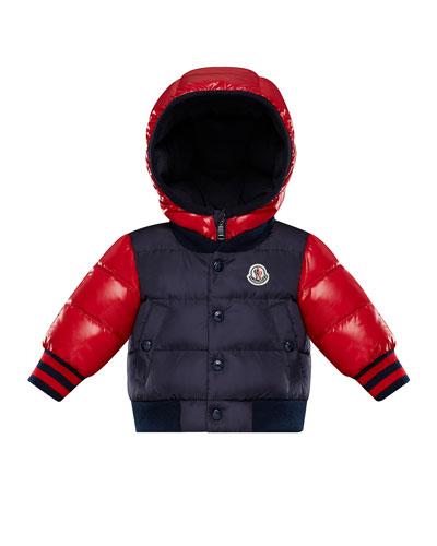 d75dda8ca037 Moncler Kids Puffer Coat