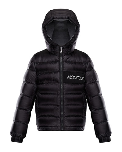 a2e47324c968 Quick Look. Moncler · Aiton Hooded Quilted Jacket ...