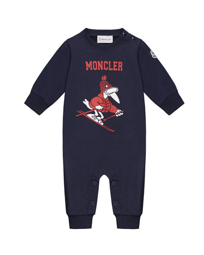 92317ec9264 Quick Look. Moncler · Logo Graphic Coverall