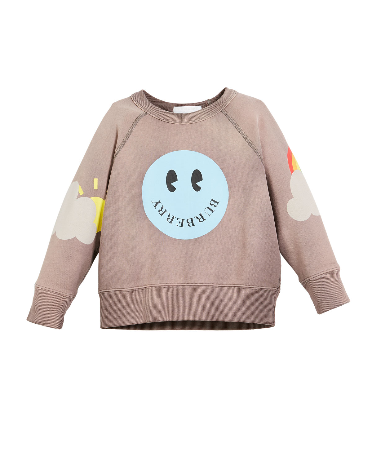 Smiley Graphic Shirt, Size 4-14
