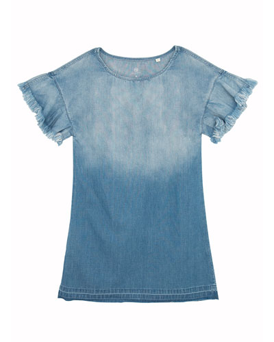5a219e643f9 Quick Look. AG · Girls  Margaux Chambray Dress