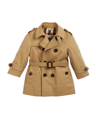Wiltshire Trench Coat, Size 6M-3