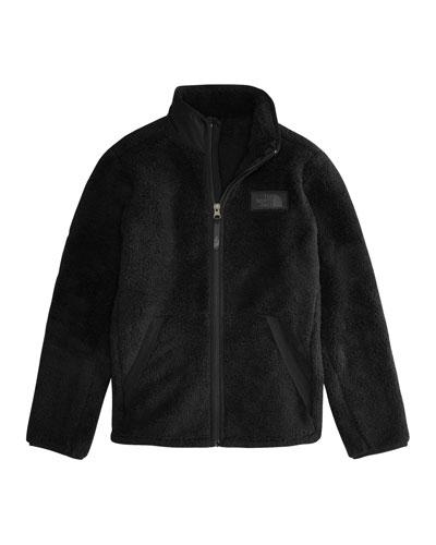 Campshire Sherpa Fleece Jacket, Size XXS-XL