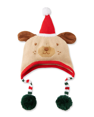 Quick Look. Zubels · Kids  Santa Dog Knit Hat. Available in Multi a7fc246dde09