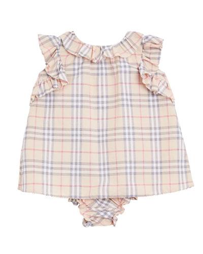 1d1f51db5431 Baby Ruffle Trim Dress