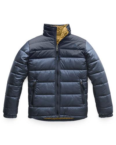 Mount Chimborazo Reversible Stand-Collar Jacket, Size XXS-XL