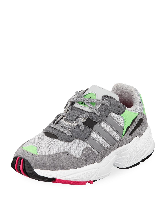 Yung-96 Colorblock Sneakers, Kids