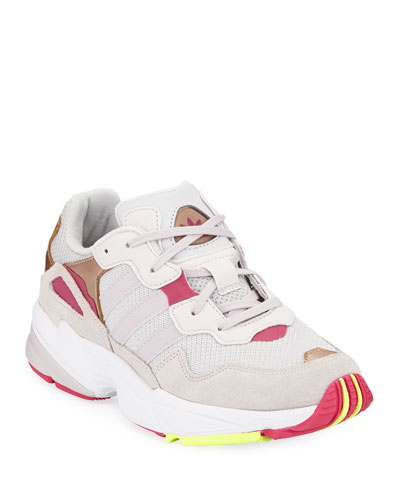 Girls' Yung-96 Colorblock Sneakers, Kids