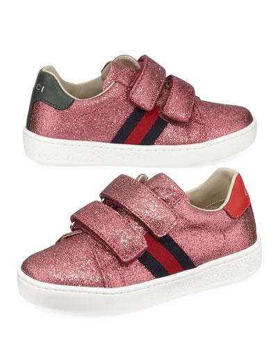 2627d82051e3 Pink Glitter Sneaker