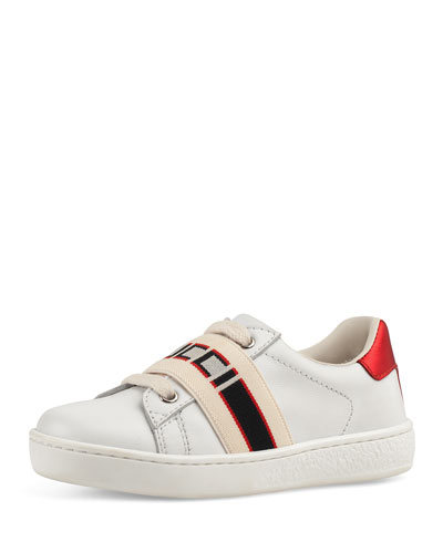 a3d1b147f23 Quick Look. Gucci · New Ace Gucci Band Leather Sneaker