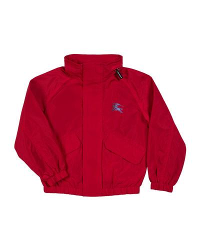 Easton Jacket w/ Pack Away Hood, Size 3-14
