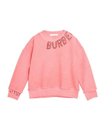 c4698fde3 Girls Long Sleeves Sweater