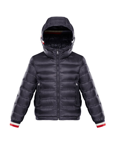58c2cfa97595 Moncler Feather Hood Jacket
