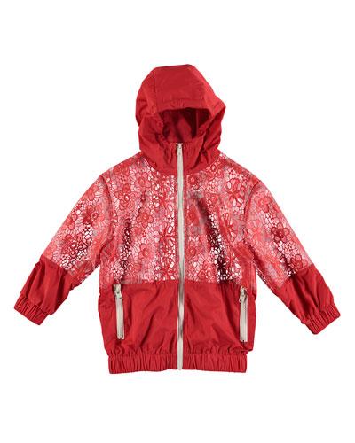 6488653f8 Hooded Rain Jacket | Neiman Marcus