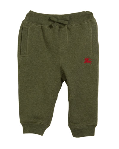 Pedro Drawstring Sweatpants, Size 12M-2