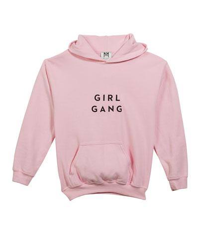 Girl Gang Hoodie, Size S-L