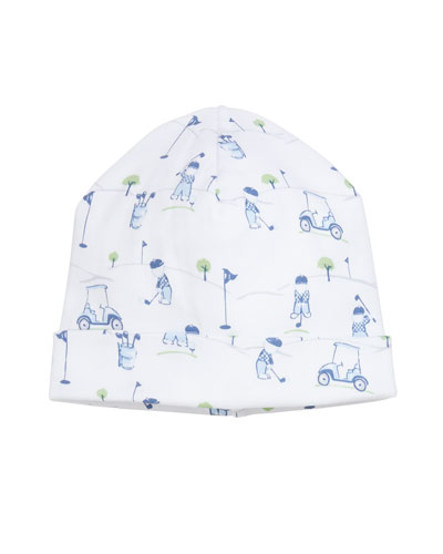 Quick Look. Kissy Kissy · First Tee Printed Pima Baby Hat dbbf57e0e664