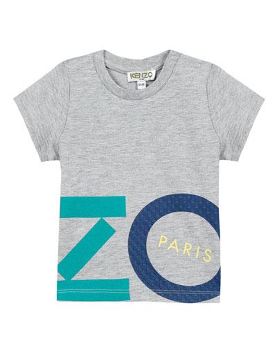 17e48657b41a8 Quick Look. Kenzo · Multicolored Logo Lettering Print T-Shirt ...