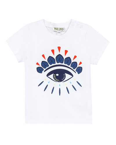 Iconic Eye Graphic T-Shirt, Size 12-18 Months