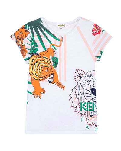 Assorted Icon Graphic T-Shirt, Size 5-6