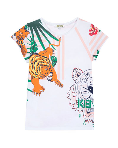 Assorted Icon Graphic T-Shirt, Size 8-12