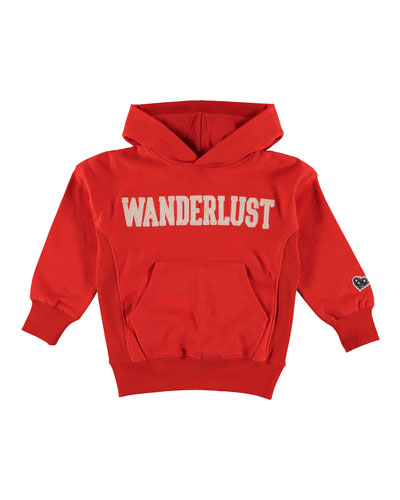 Moz Wanderlust Hoodie, Size 5-12
