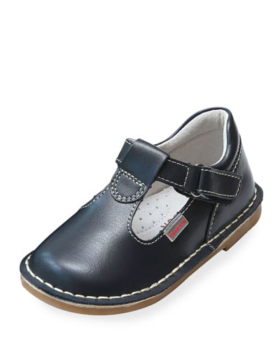 Alexis Leather T-Strap Mary Jane, Baby/Toddler/Kids