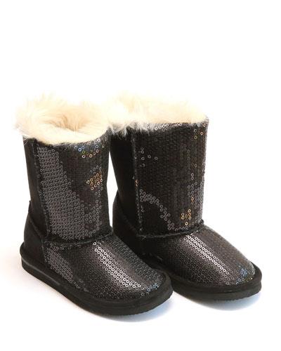 64de7a5ea0f4 Black Rubber Sole Boot