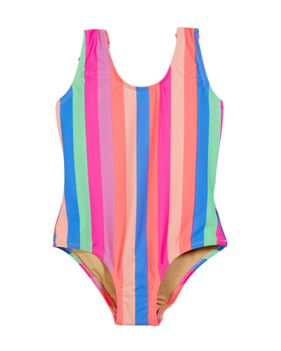 d83f75a953065 Scoop Back One Piece Swimsuit | Neiman Marcus