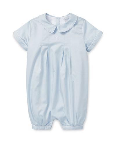 bc16578ac6 Boys Blue Collared Shortall   Neiman Marcus