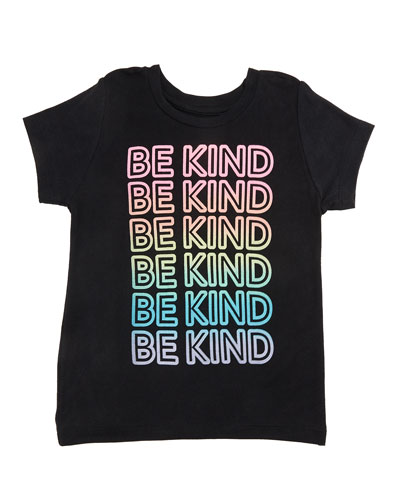 Be Kind Short-Sleeve Tee, Size S-XL