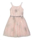 Zoe Amelia Sparkle Tulle Party Dress, Size 4-6X