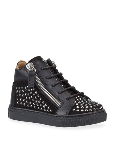 58c0348ef9a7a Quick Look. Giuseppe Zanotti · Boy's Studded High-Top Sneakers, Baby/Toddler