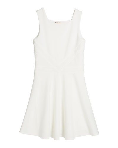 The Carrie Fit-and-Flare Dress, Size S-XL