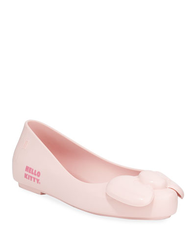 Mel Space Love Hello Kitty Ballet Flats, Toddler/Kids
