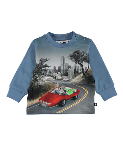 Eloy Self Driving Car Graphic Tee, Size 6-24 Months