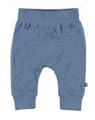 Molo Sammy Basic Jersey Stretch Pants, Size 3-24