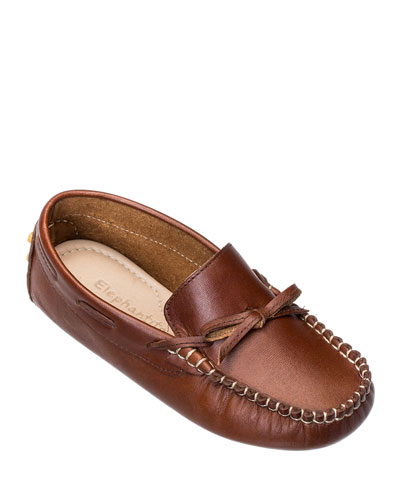 Leather Driver Loafer, Toddler/Kids
