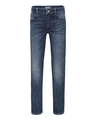 Boys' Zane Super Skinny Jeans, Size 8-18