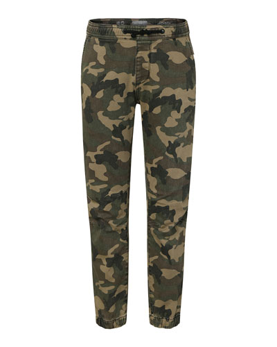Boys' Jackson Camo Jogger Pants, Size 2-6