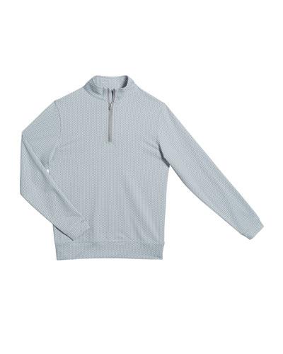 Boy's Perth Quarter-Zip Sweater, Size XS-XL
