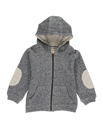 Hooded Zip-Up Jacket w/ Children's Book, Size 2T-10