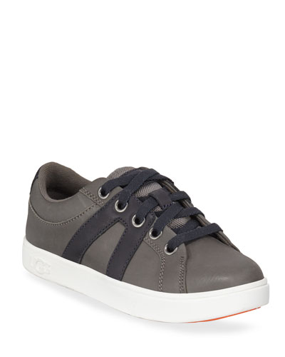 Marcus Leather Sneakers, Toddler/Kids
