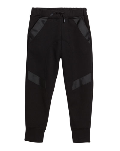 Wayfare Contrast Trim Sweatpants, Size 2-10