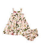 Dolce & Gabbana Lilly of the Valley Sleeveless