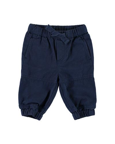 Boy's Cotton Cargo Pants, Size 6-36 Months