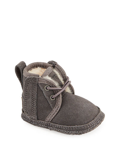 Neumel Suede Boots, Baby/Kids