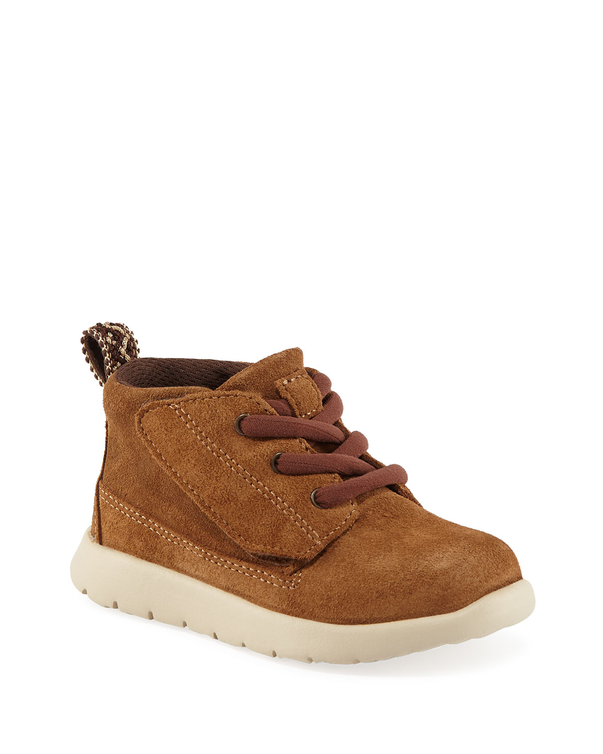 1c9c05acb5a Canoe Suede Boots, Baby/Toddler in Brown